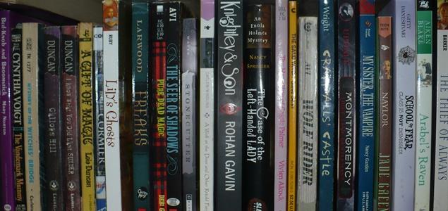 MG Bookshelf