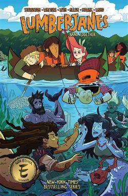 Lumberjanes - Band Together