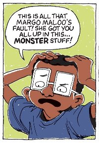 Margo Maloo's friend Kevin