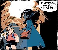 Do you trust Margo Maloo?