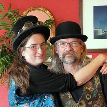 Tom and Nimue Brown