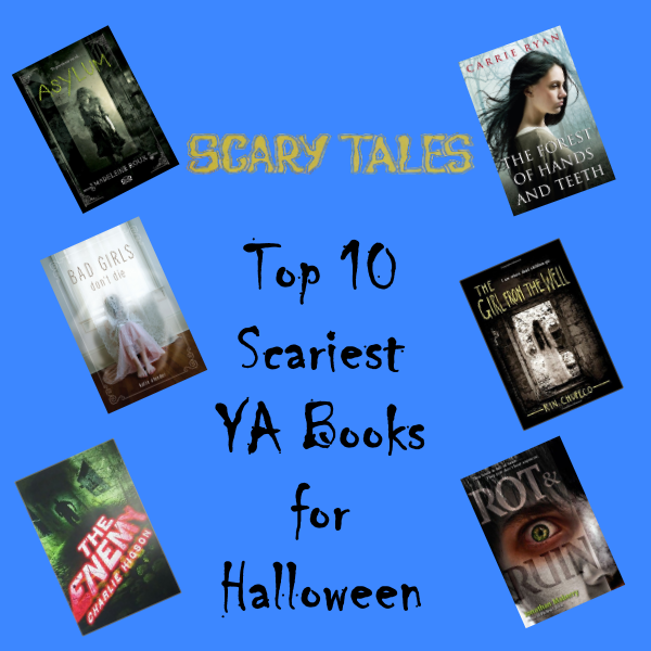 Top 10 YA Horror Books