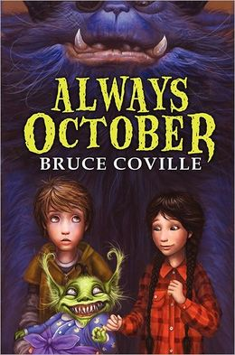 Bruce Coville - Always October