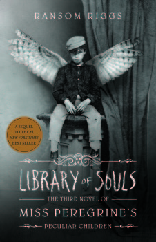 Library of Souls Riggs