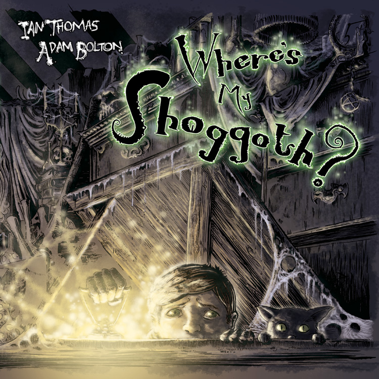 Where's My Shoggoth?