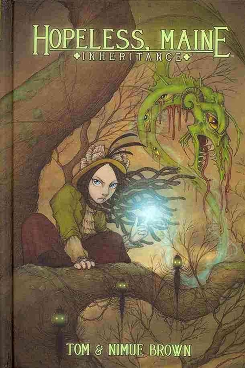 Hopeless, Maine: Inheritance