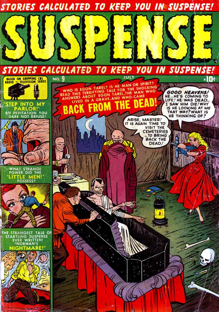 Comic Books On Old Time Radio Awake At Midnight